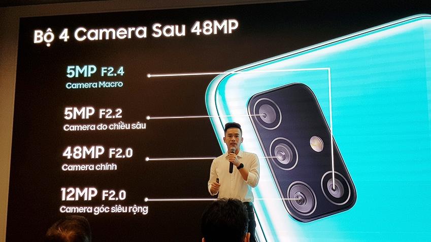 Samsung ra mắt Galaxy A51 đầu tiên trên thế giới, Camera Macro chụp cận cảnh - 26