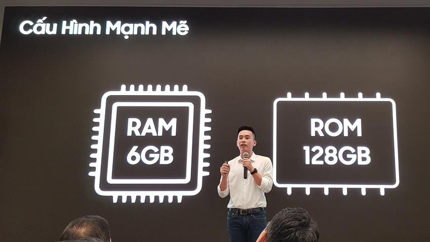 Samsung ra mắt Galaxy A51 đầu tiên trên thế giới, Camera Macro chụp cận cảnh - 27