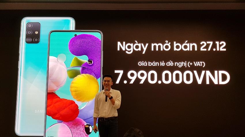 Samsung ra mắt Galaxy A51 đầu tiên trên thế giới, Camera Macro chụp cận cảnh - 28