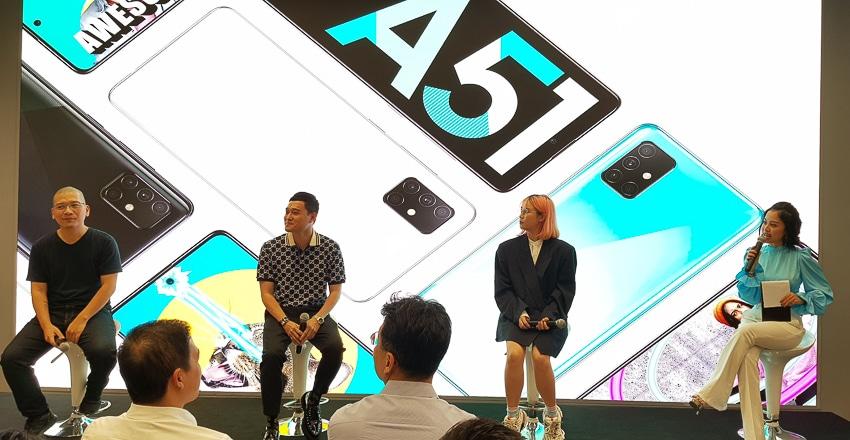 Samsung ra mắt Galaxy A51 đầu tiên trên thế giới, Camera Macro chụp cận cảnh - 29
