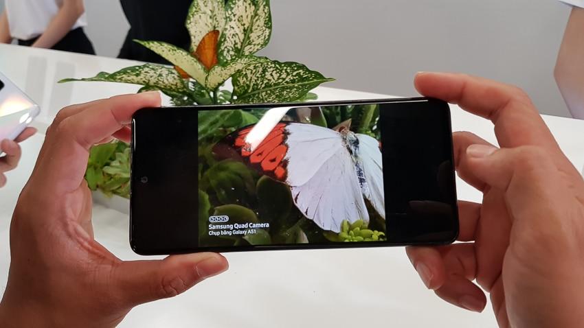 Samsung ra mắt Galaxy A51 đầu tiên trên thế giới, Camera Macro chụp cận cảnh -32