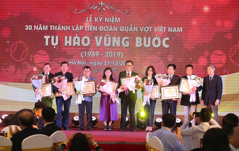 Vietravel Airlines tài trợ cho Liên đoàn Quần vợt Việt Nam - 3