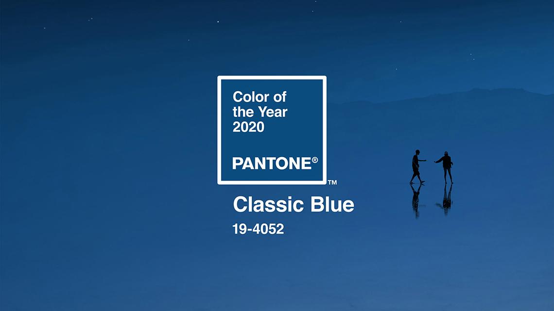 Classic blue - Màu xanh cổ điển không chỉ là màu của năm 2020 - 3