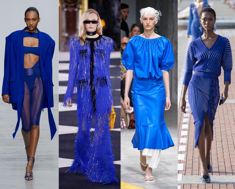 Classic blue - Màu xanh cổ điển không chỉ là màu của năm 2020 - 19