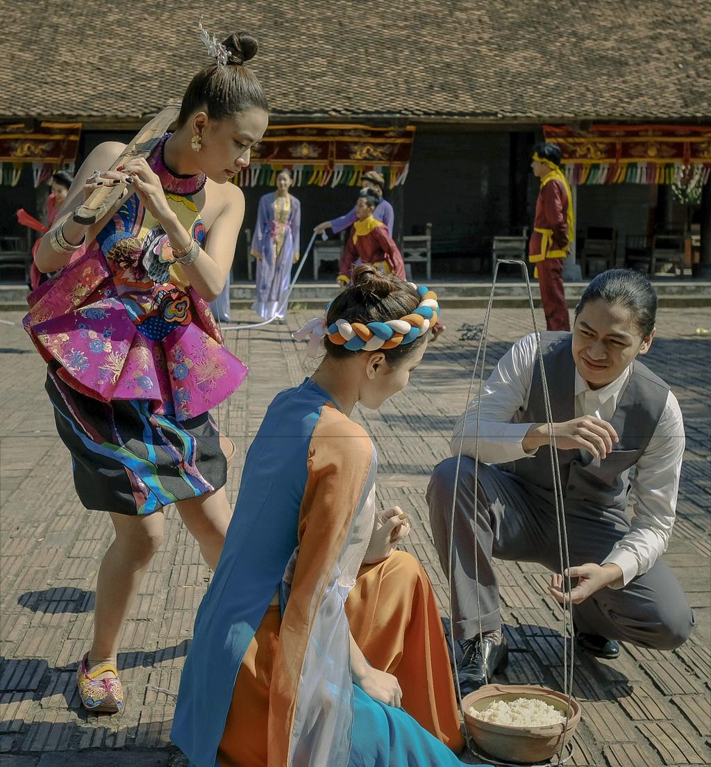 Hoàng Thùy Linh phát hành MV Duyên Âm - 4