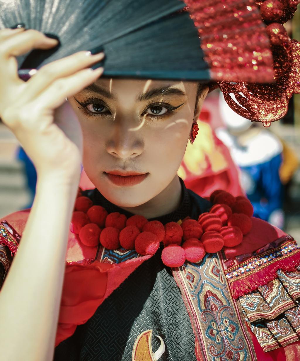 Hoàng Thùy Linh phát hành MV Duyên Âm - 5