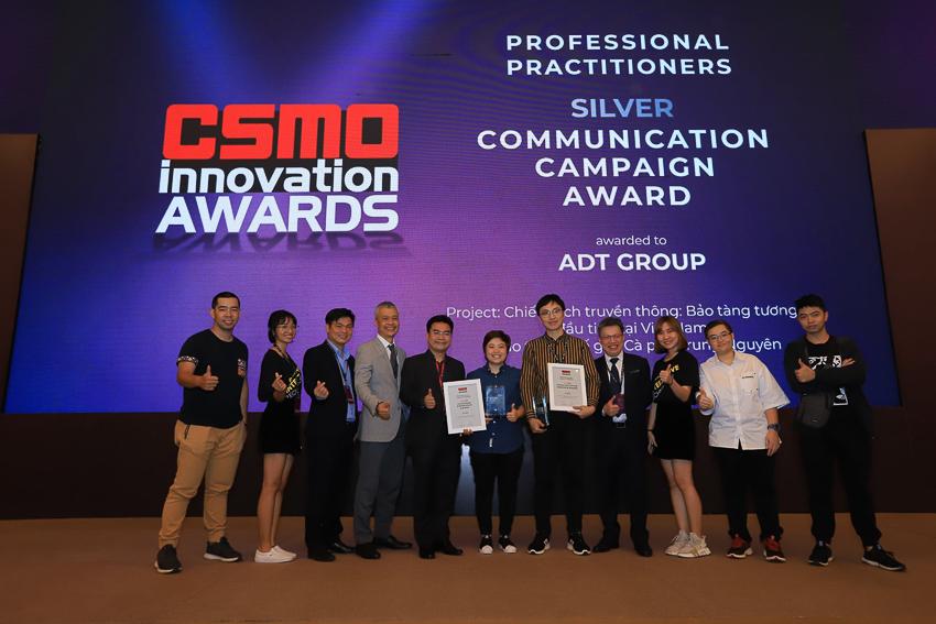 CSMO Innovation Awards: 17 chiến dịch xuất sắc được vinh danh 10