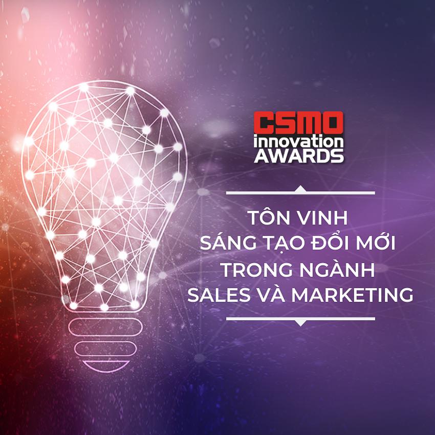 CSMO Innovation Awards: 17 chiến dịch xuất sắc được vinh danh 12