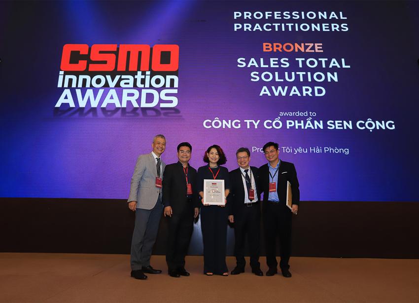 CSMO Innovation Awards: 17 chiến dịch xuất sắc được vinh danh - 3