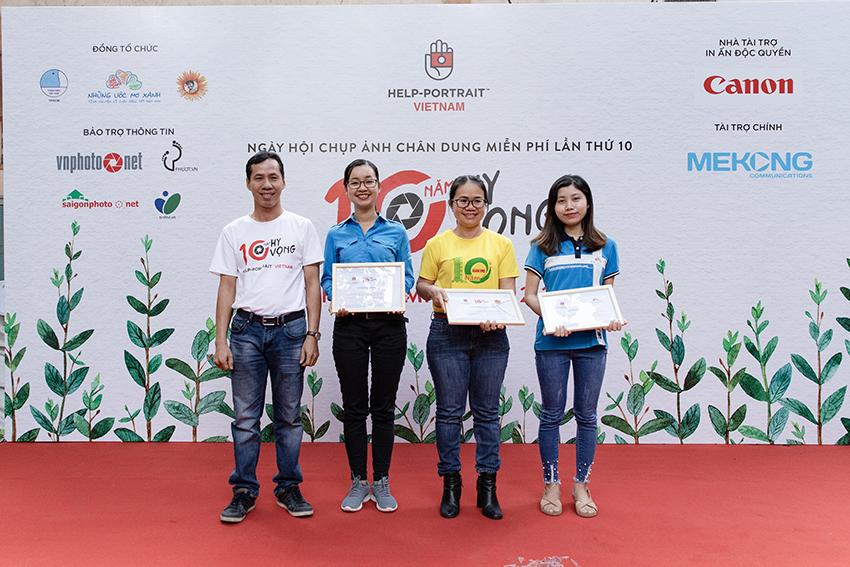 Canon tiếp tục 10 năm đồng hành cùng Help Portrait Việt Nam - 1