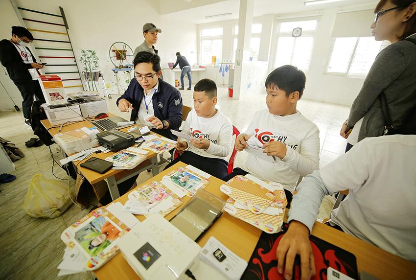 Canon tiếp tục 10 năm đồng hành cùng Help Portrait Việt Nam - 4