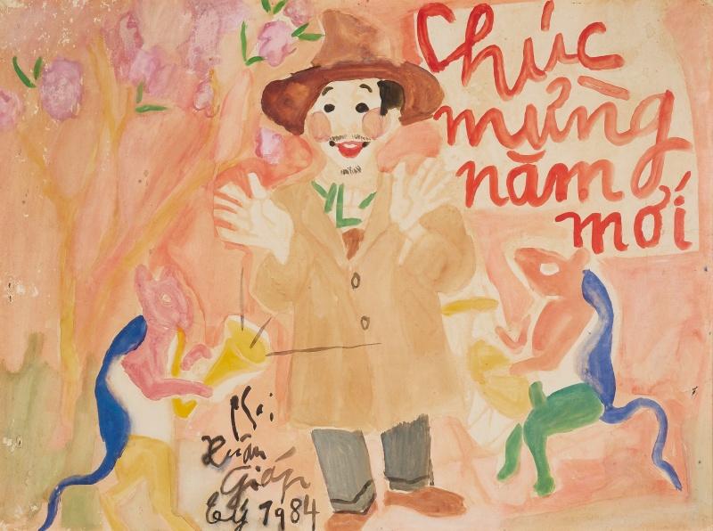 Hồng Kông sẽ trưng bày 25 tác phẩm hiếm thấy của hoạ sĩ Việt Nam - 2