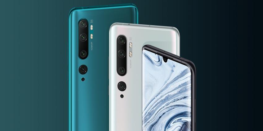 Xiaomi mang điện thoại cao cấp mới nhất Mi Note 10 đến Việt Nam - 4