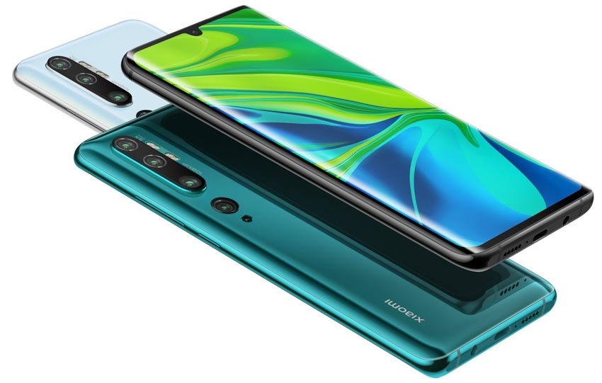 Xiaomi mang điện thoại cao cấp mới nhất Mi Note 10 đến Việt Nam - 5