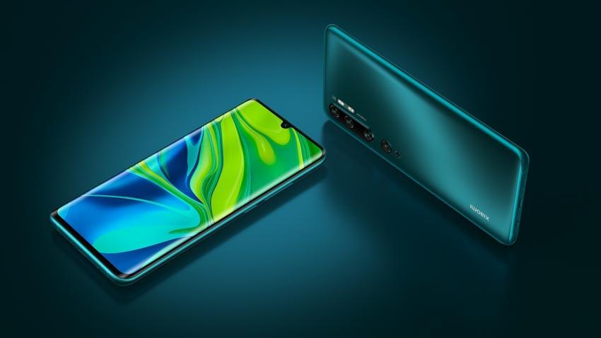 Xiaomi mang điện thoại cao cấp mới nhất Mi Note 10 đến Việt Nam - 6