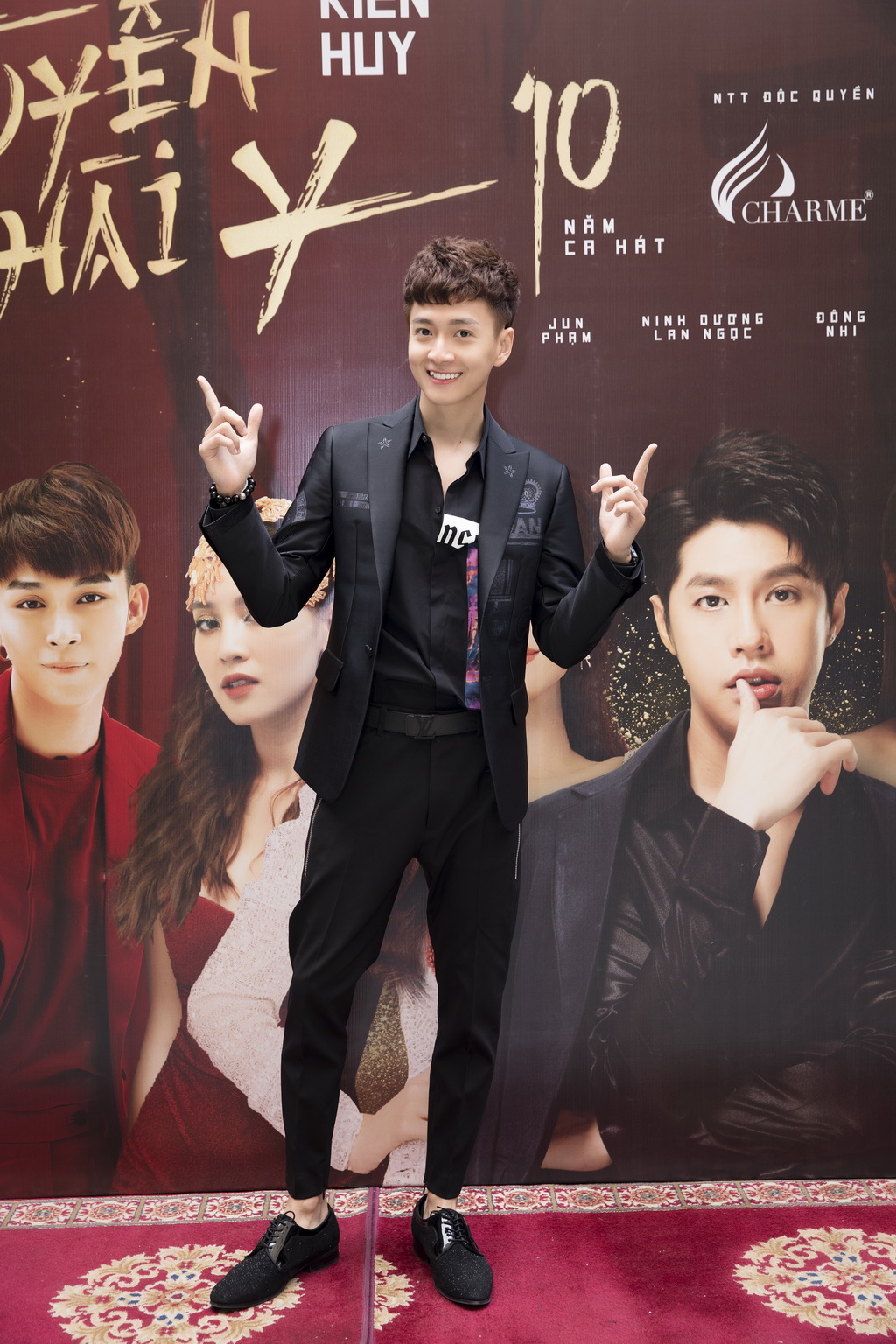 Ngô Kiến Huy làm Special show Truyền Thái Y - 1