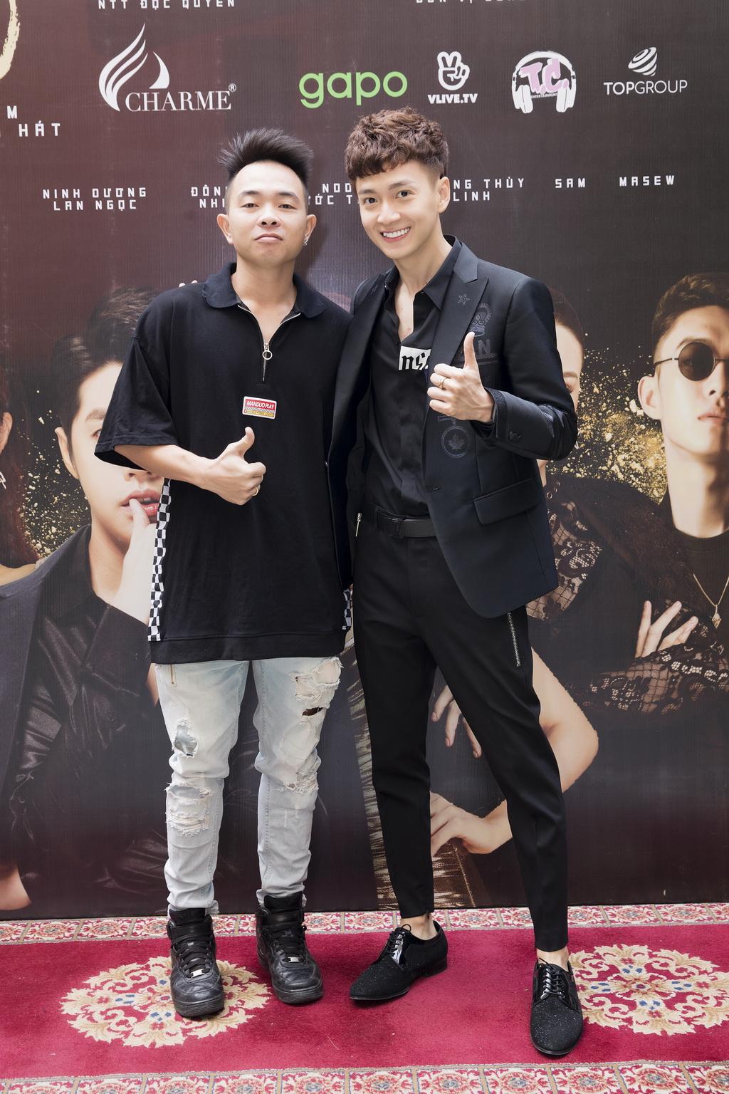 Ngô Kiến Huy làm Special show Truyền Thái Y -4