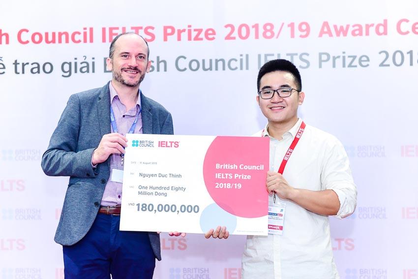 30 suất học bổng IELTS Prize 2019/20 dành cho sinh viên toàn khu vực Đông Á bắt đầu nhận hồ sơ-1