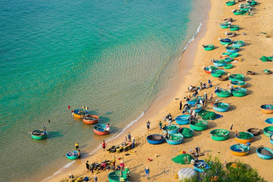 4 bãi biển Việt Nam thu hút khách nước ngoài năm 2019-1
