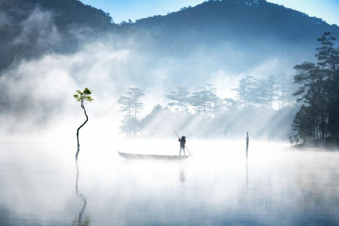 4 đại diện Việt Nam vào chung kết cuộc thi ảnh quốc tế với tác phẩm huyền ảo khó tin! -6