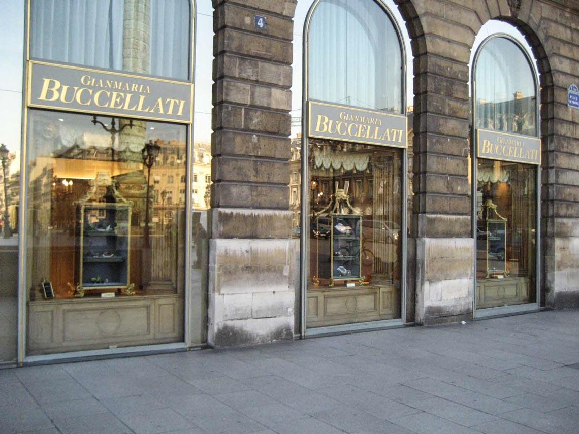 Buccellati - Chạm trổ nên lịch sử và nghệ thuật - 1