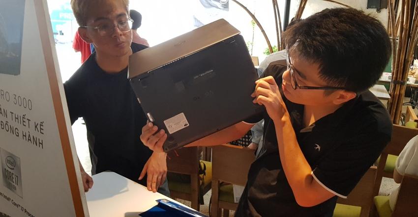 Dell trình làng XPS 13 2019 series và loạt laptop trang bị Intel Core 10 tại Việt Nam- 10