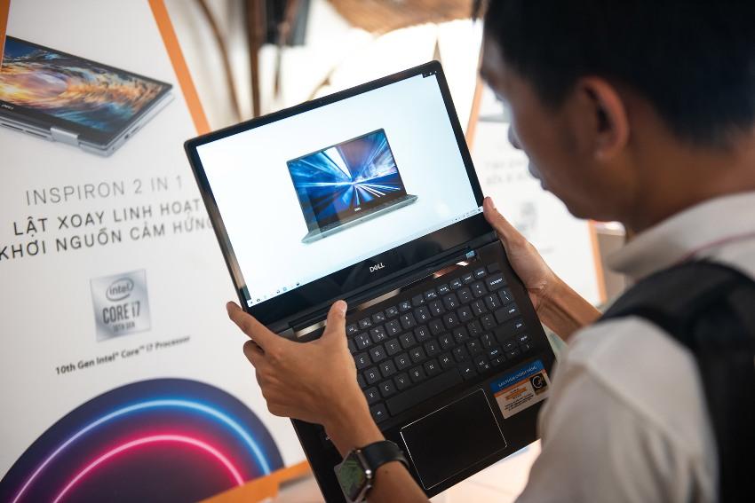 Dell trình làng XPS 13 2019 series và loạt laptop trang bị Intel Core 10 tại Việt Nam - 4
