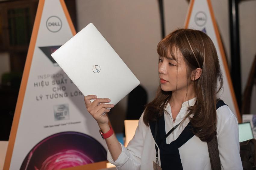 Dell trình làng XPS 13 2019 series và loạt laptop trang bị Intel Core 10 tại Việt Nam - 5
