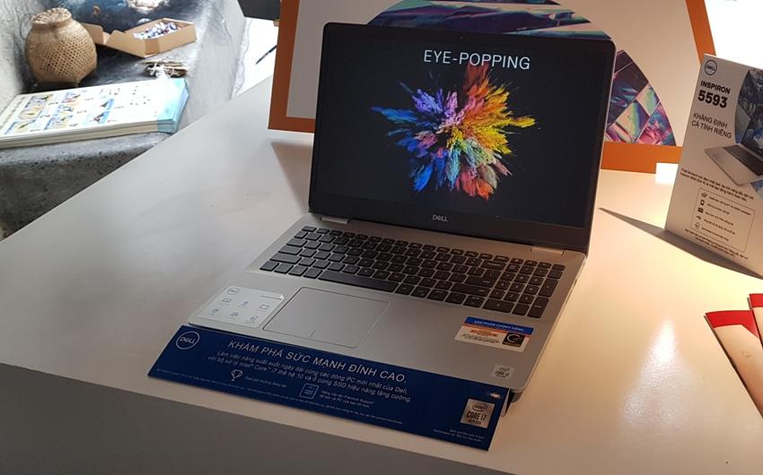 Dell trình làng XPS 13 2019 series và loạt laptop trang bị Intel Core 10 tại Việt Nam - 9