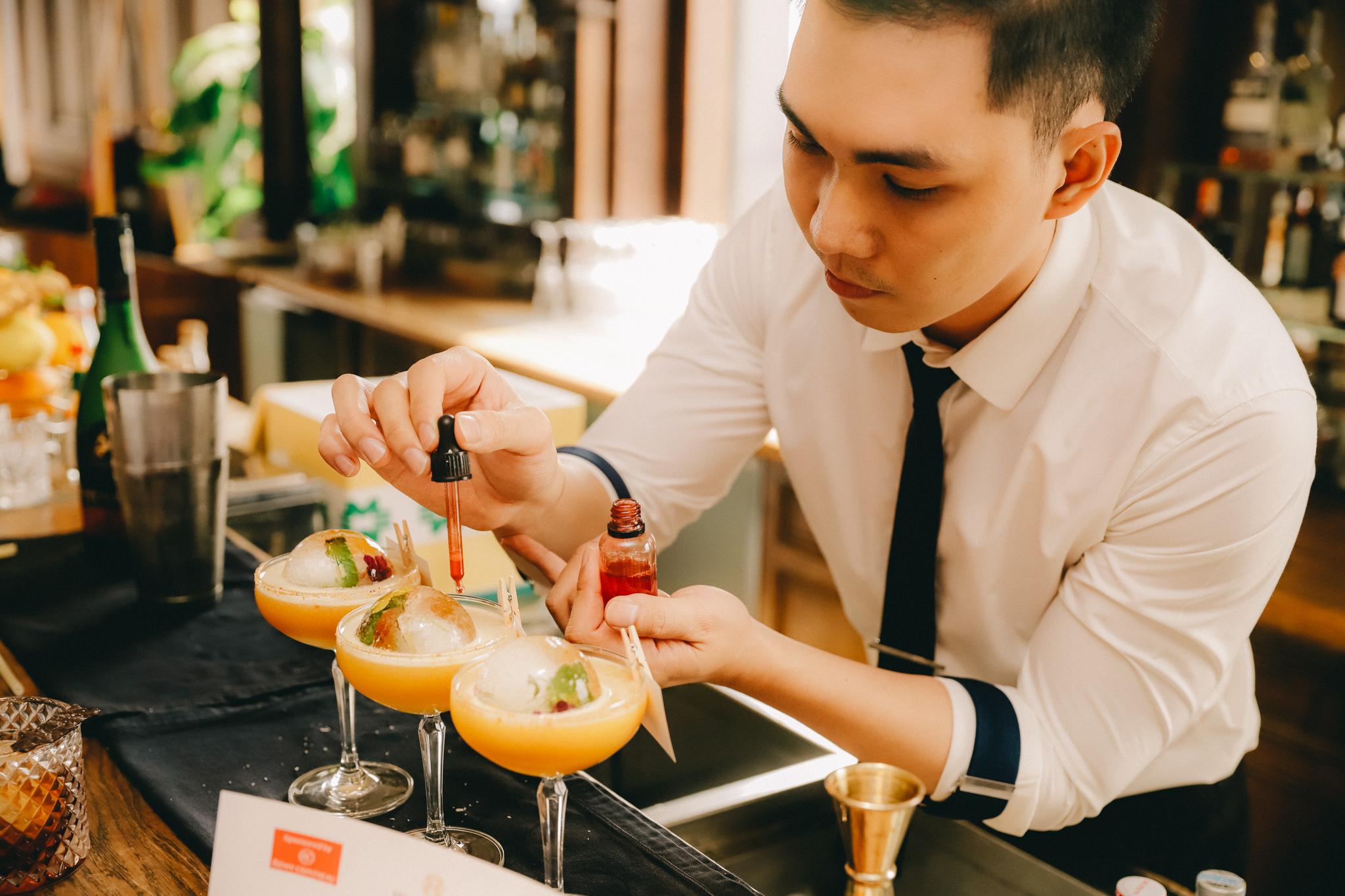 Hôtel des Arts Saigon giành giải pha chế xuất sắc nhất - 4