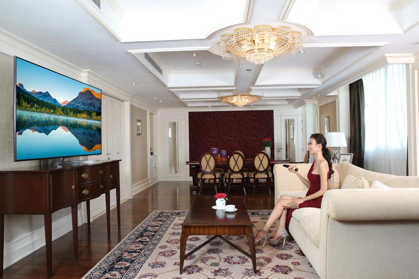 LG giới thiệu TV NanoCell 8K giá 199 triệu đồng tại Việt Nam -1