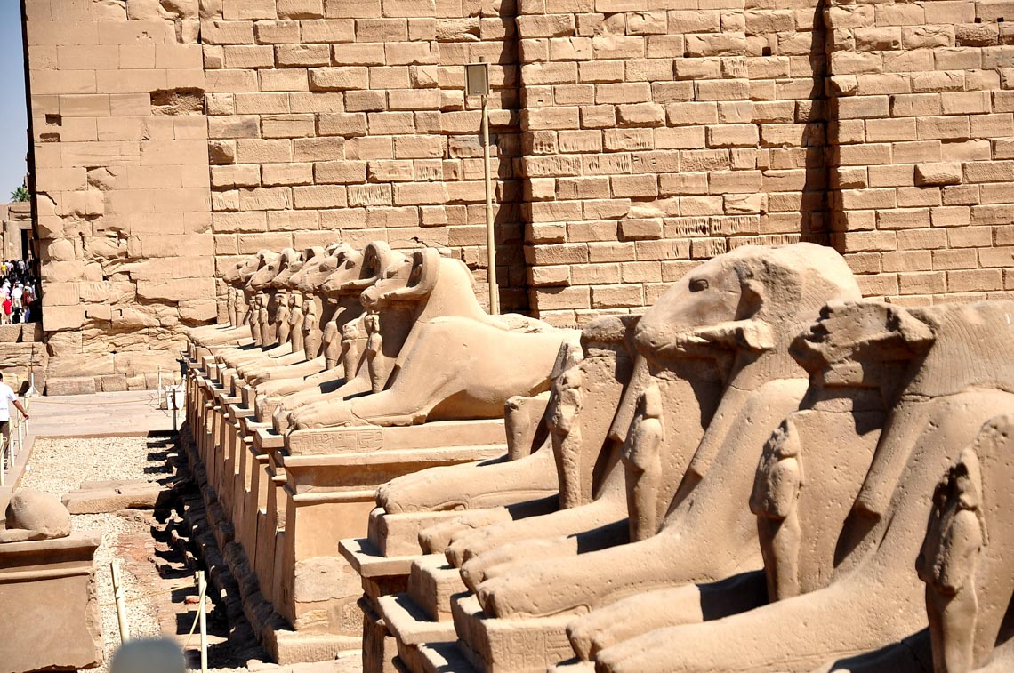Luxor - Kinh thành cổ Thebes - 4