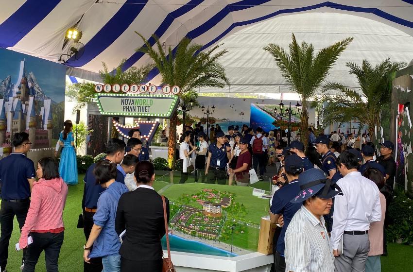 Triển lãm Novaland Expo