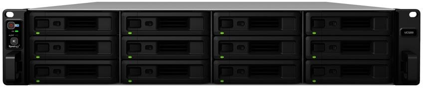 Synology giới thiệu máy chủ UC3200 dịch vụ dữ liệu iSCSI -1
