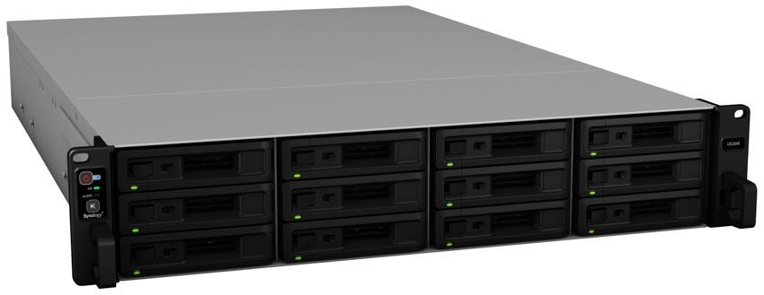 Synology giới thiệu máy chủ UC3200 dịch vụ dữ liệu iSCSI -2