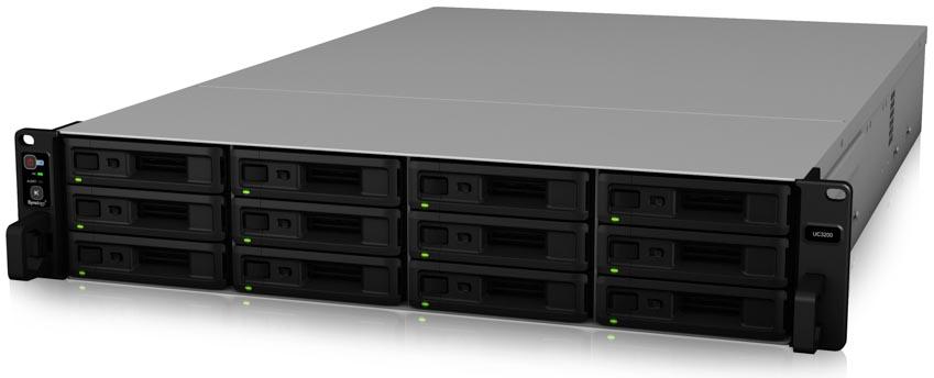 Synology giới thiệu máy chủ UC3200 dịch vụ dữ liệu iSCSI -3