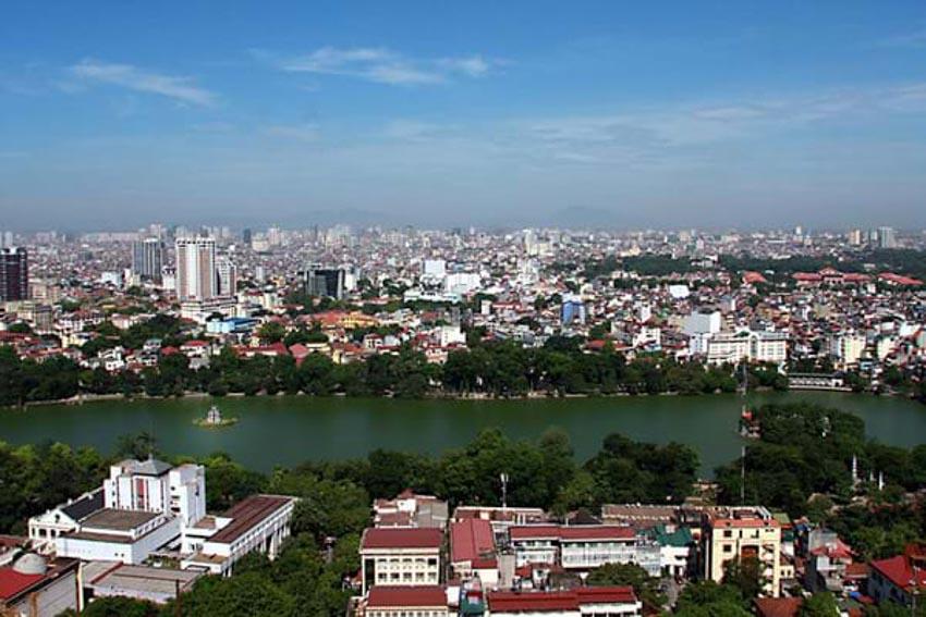 Hà Nội có bảng giá đất mới, 'đất vàng' khu Bờ Hồ gần 188 triệu đồng/m2 -1