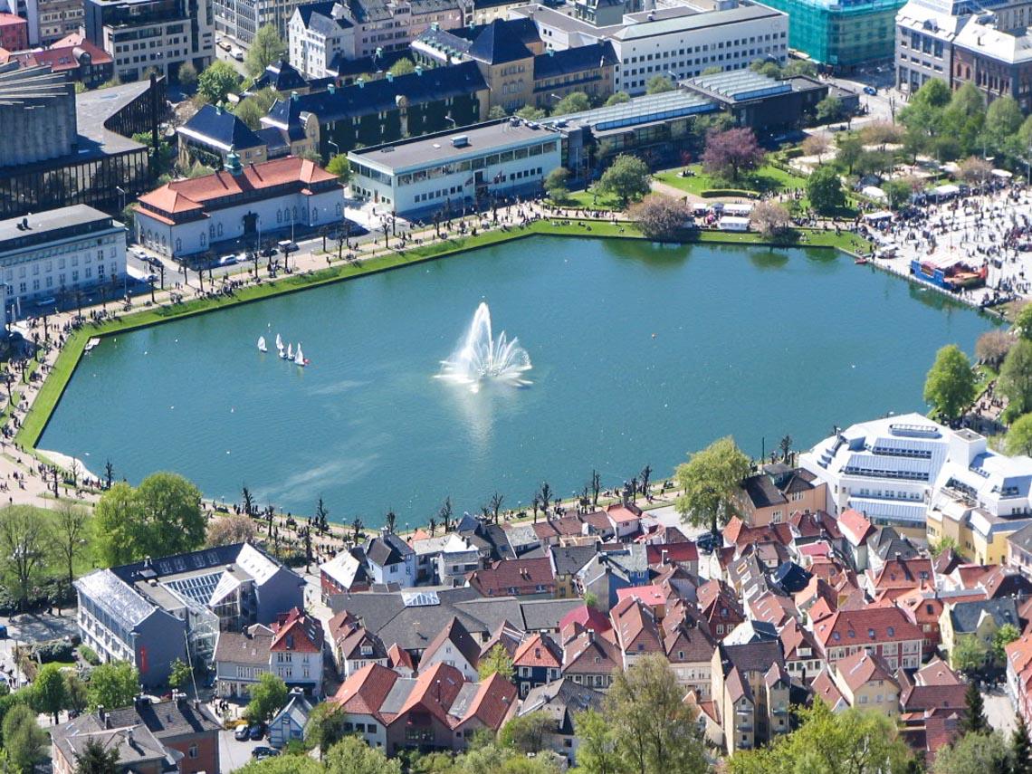 Bergen - thành phố mưa bay -4