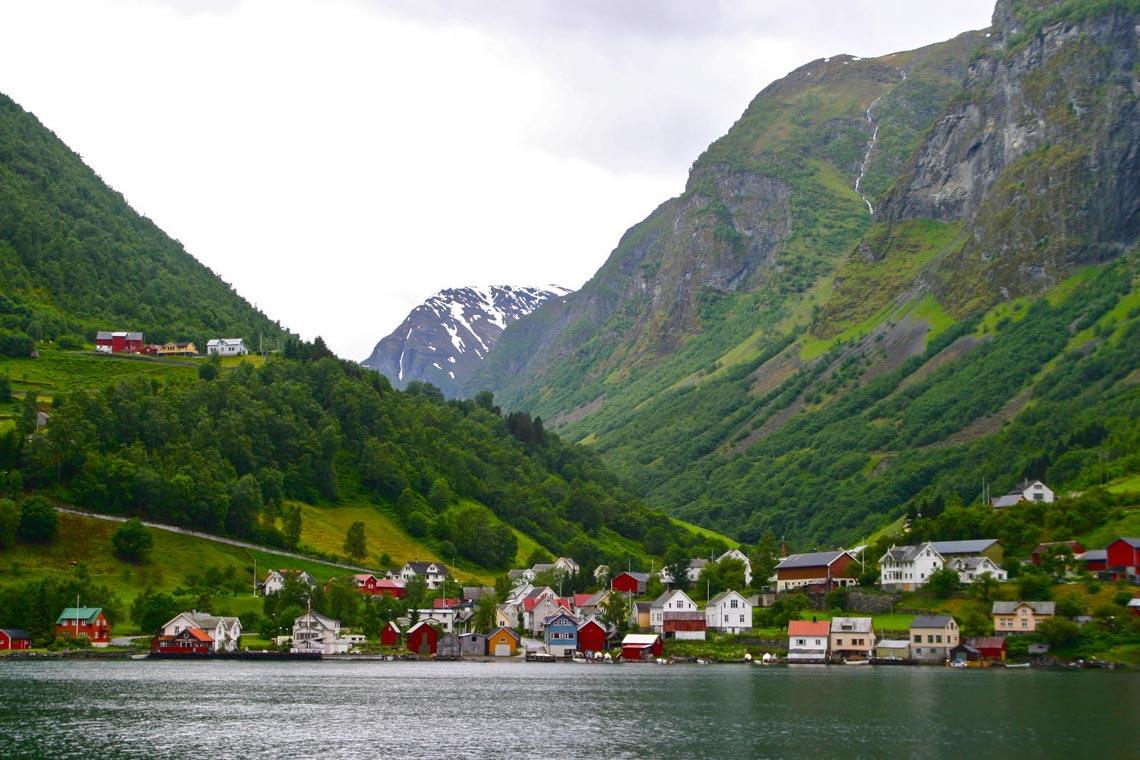 Bergen - thành phố mưa bay -6