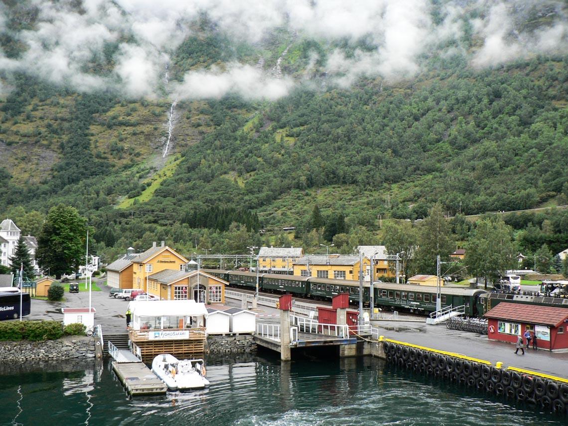 Bergen - thành phố mưa bay -8