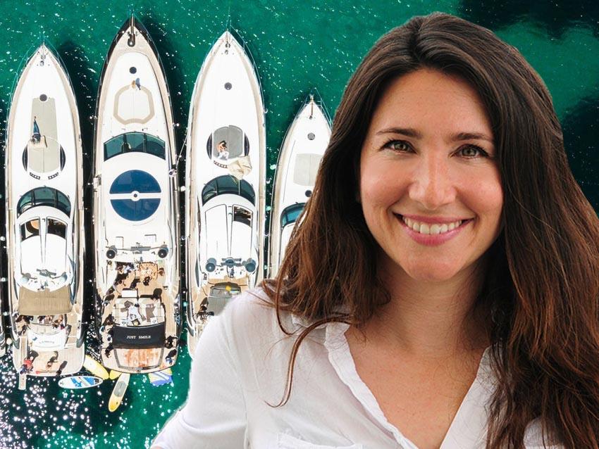 """Bỏ việc để khởi nghiệp, nữ doanh nhân xây dựng """"Uber du thuyền"""" lớn nhất tại Mỹ-1"""