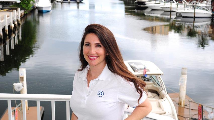 """Bỏ việc để khởi nghiệp, nữ doanh nhân xây dựng """"Uber du thuyền"""" lớn nhất tại Mỹ-2"""