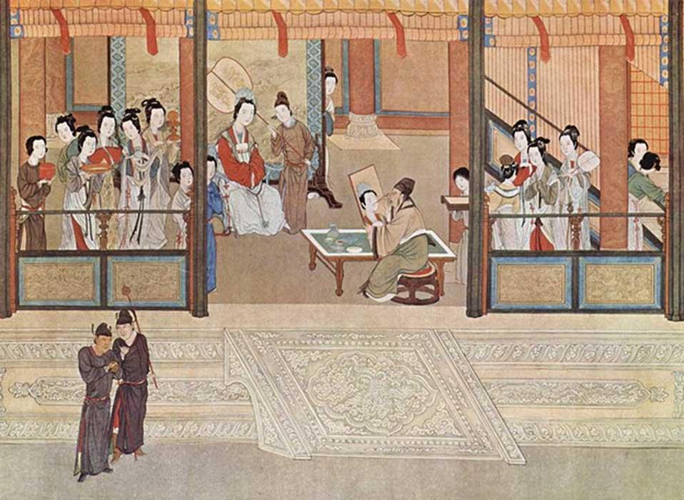 Cuộc sống bí mật của cung tần thời cổ - 13