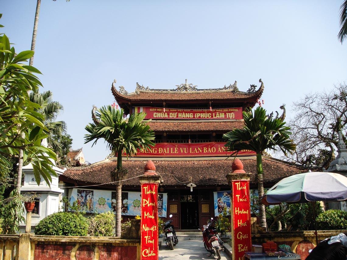 Dư Hàng, ngôi chùa cổ nhất Hải Phòng-1