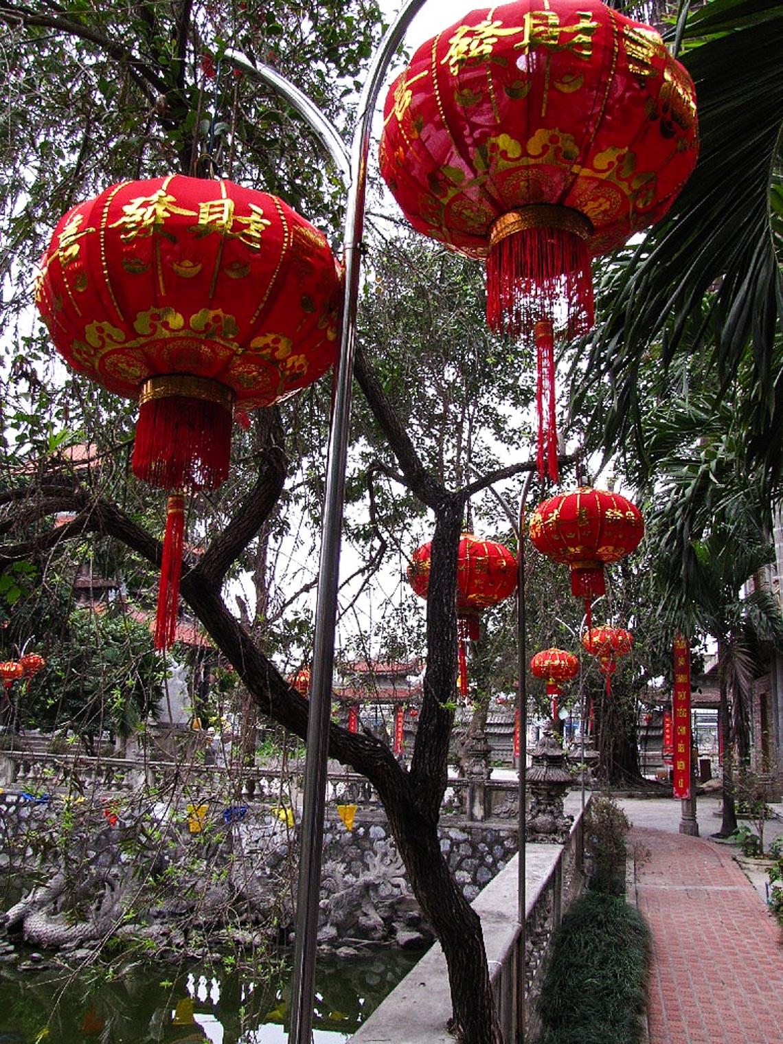 Dư Hàng, ngôi chùa cổ nhất Hải Phòng-11