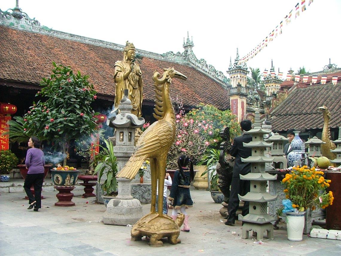 Dư Hàng, ngôi chùa cổ nhất Hải Phòng-2