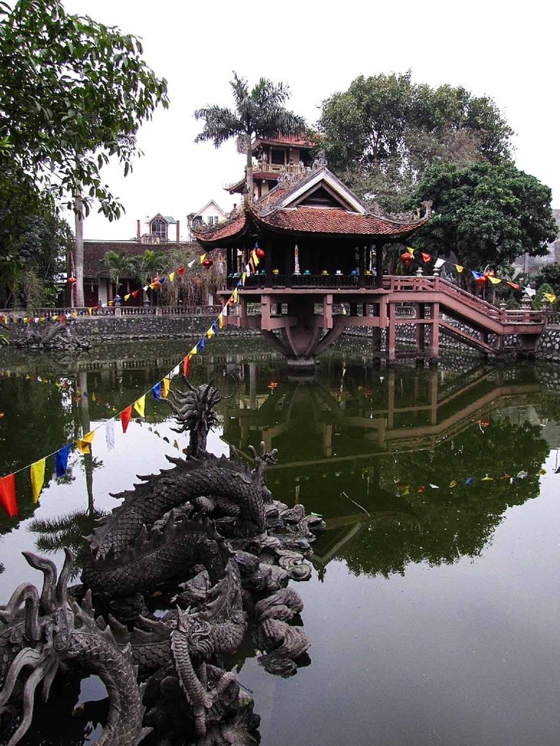 Dư Hàng, ngôi chùa cổ nhất Hải Phòng-22