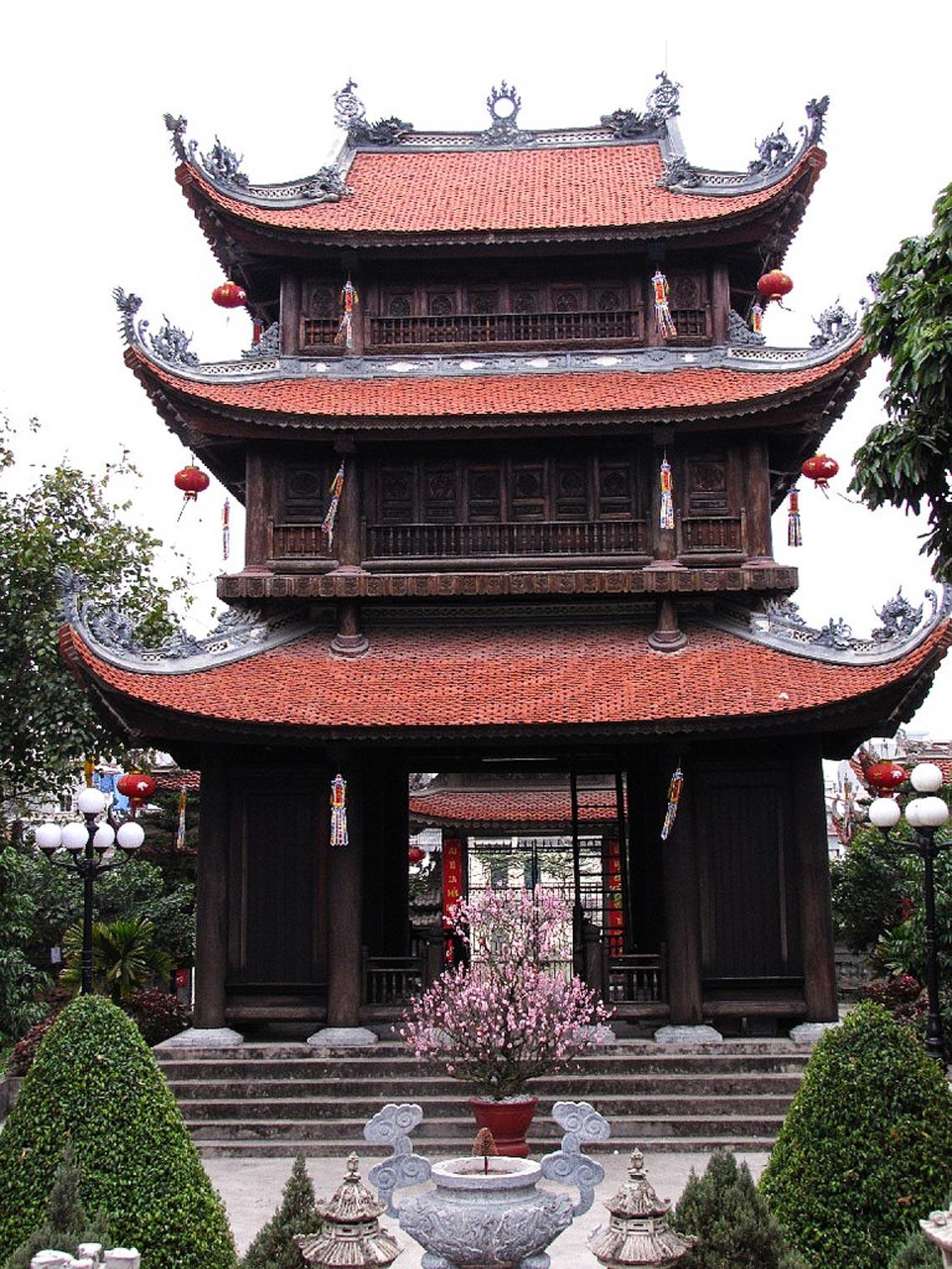 Dư Hàng, ngôi chùa cổ nhất Hải Phòng-3