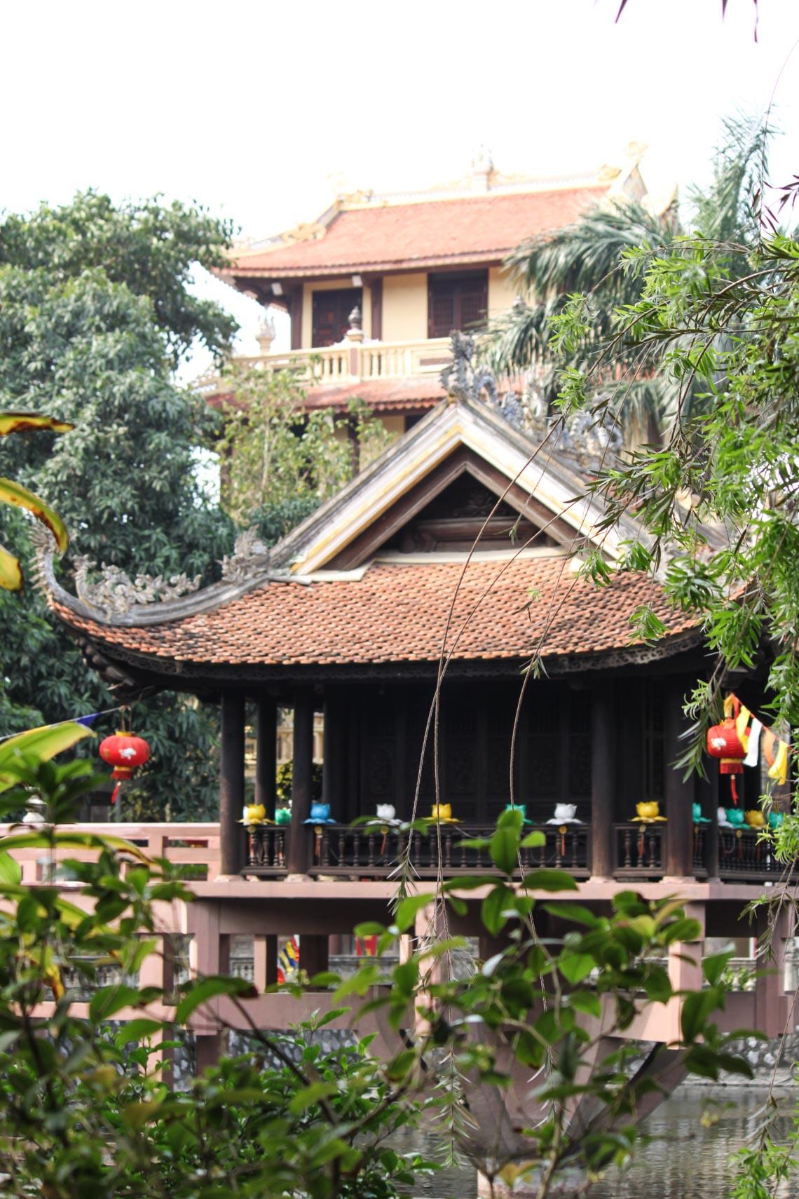 Dư Hàng, ngôi chùa cổ nhất Hải Phòng-7