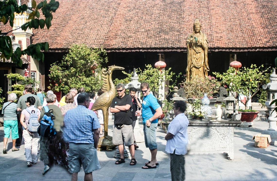 Dư Hàng, ngôi chùa cổ nhất Hải Phòng-9